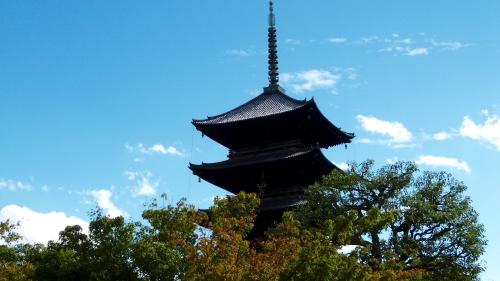 To-ji, Kukaï, Kyoto,