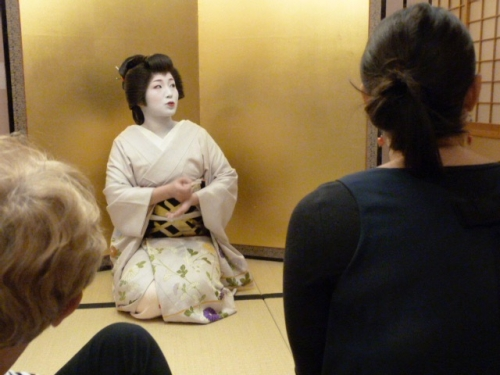 Kyoto, geisha