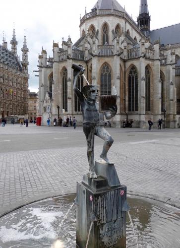 Louvain, Brabant, Université,saint-pierre,