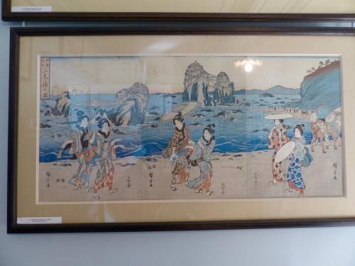 Giverny,Monet, estampes