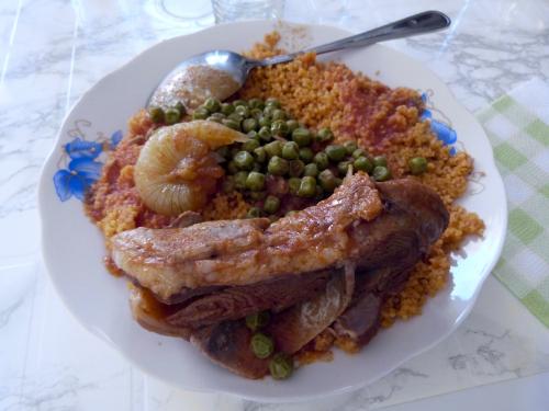 Tunisie, cuisine