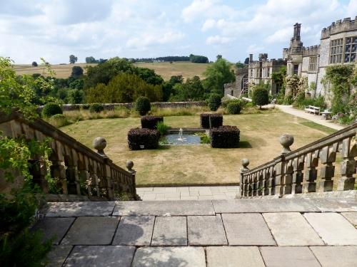 Haddon Hall jardins