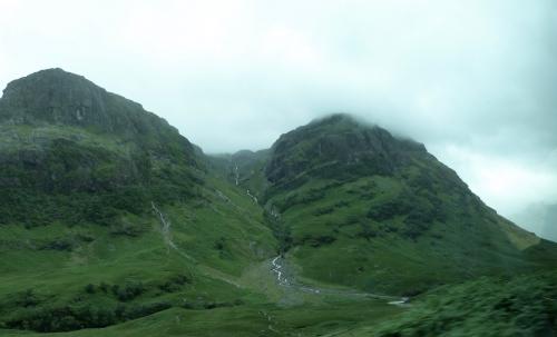 Ecosse, Highlands, Loch ness,Glencoe
