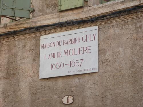 Pèzenas, Molière,Bobby,Lapointe