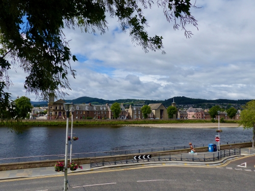 Inverness,Ecosse,