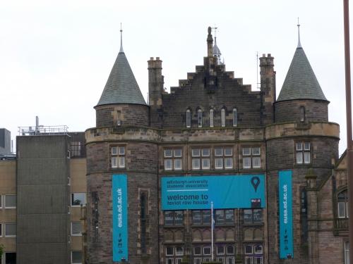 Edinburgh, Château, marché