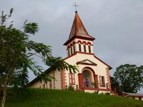 Guyane, Roura, Oyak