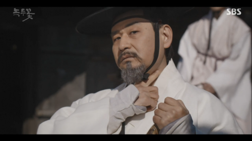 Drama, Histoire, Révolte, paysans, Donghak