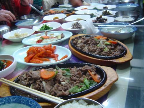 Corée, Séoul, Geyongbokgung