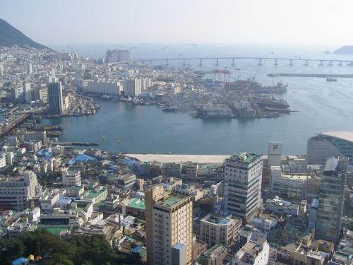 Pusan,Corée