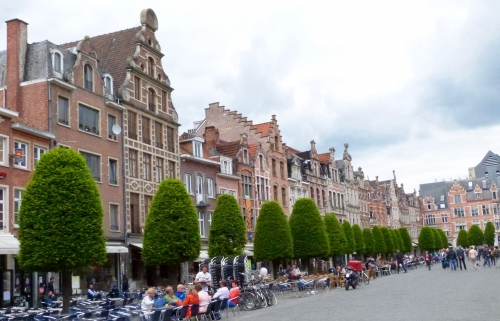 Louvain, Brabant, Université,