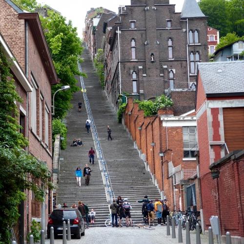 Liège, Belgique, Wallonie,Bueren