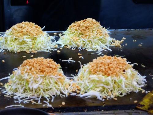Japon, okonomiyaki, Hiroshima
