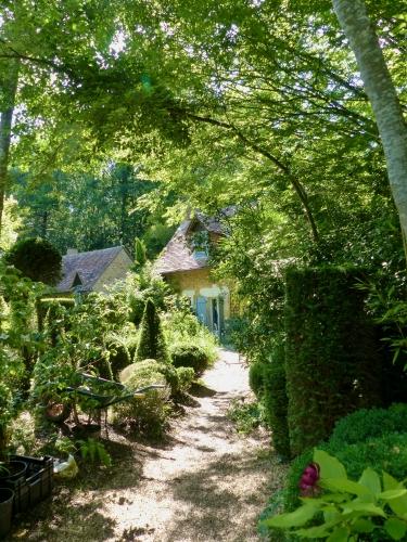jardin, Petit Bordeaux,Sarthe, caractère,
