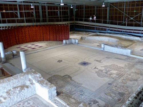 Loupian,villa,gallo-romaine,