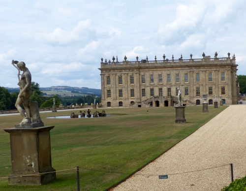 Chatsworth, Derbyshire,