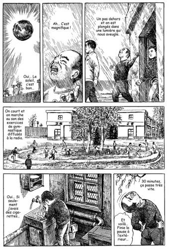 manga,prison,japon kazuici,hanawa