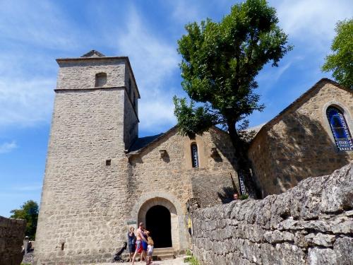 La Couvertoirade, Saint Christol