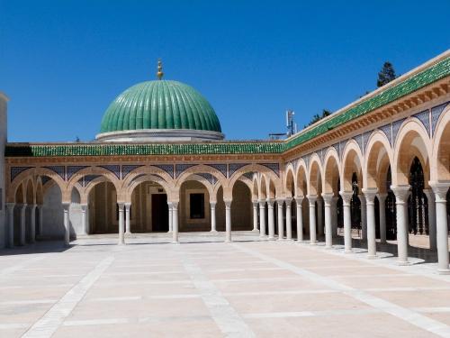 Tunisie, Monastir,Bourguiba