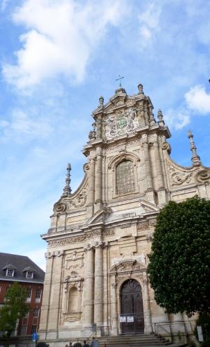 Louvain, Brabant, Université,Saint-Michel,jésuites