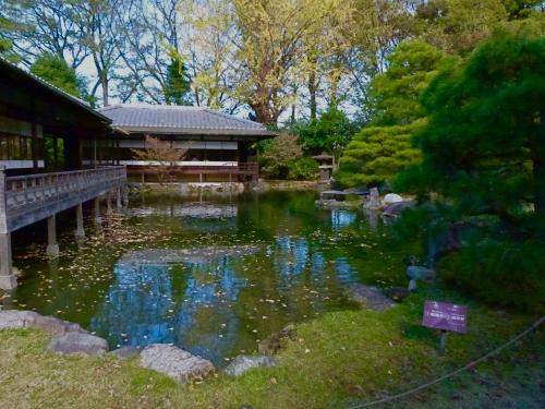 Kyoto, Shoshei-en, Higashi, Honganji