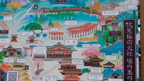 Fushimi Inari Taisha,Kyoto,Torii,