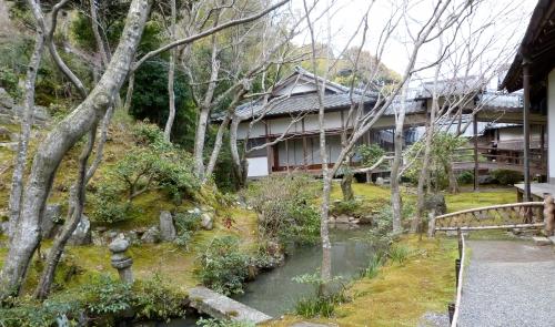 Arashiyama,Jojakko-ji,Kyoto,point-de-vue