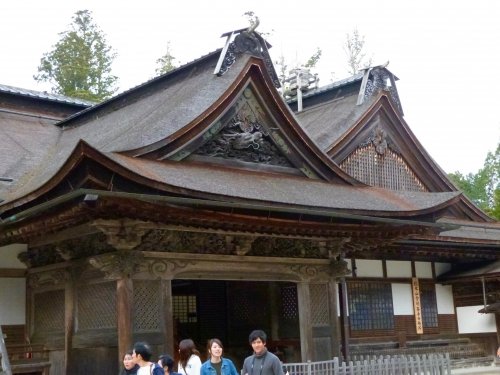 Koya-san,Kobo Daishi