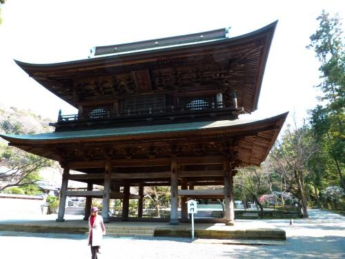 Japon, Kamakura, temples, zen, sanctuaires, Daimitsu