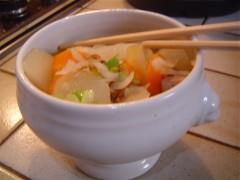 cuisine, japon, tojiru, Perche