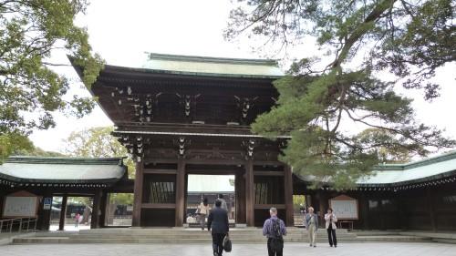 Japon,Tojyo,Meiji-jingu,Yoyogi,park