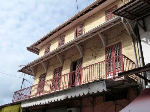 Guyane, Cayenne,