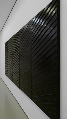 Soulages, musée Fabre, Montpellier