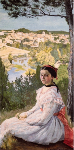Bazille, Jeunesse, impressionnisme, Montpellieer
