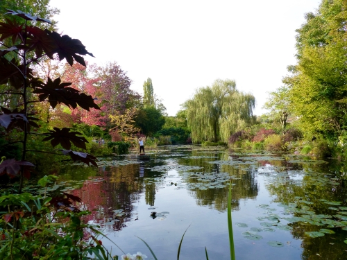 Giverny,Monet,étang