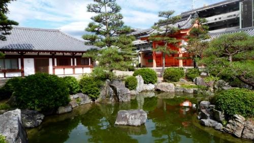Sanjusangendo, Kyoto, Miyamoto Musashi