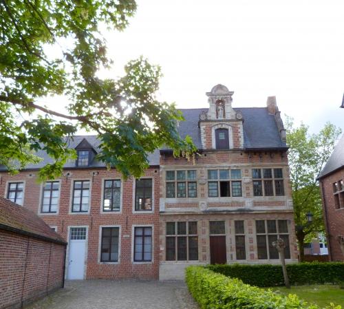 Louvain, Brabant, Université,Béguinage.