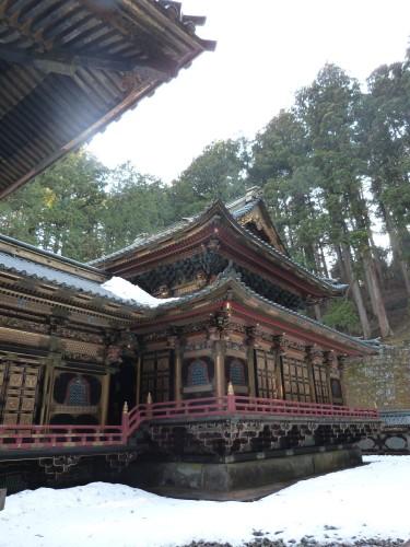 Japon, Nikko, shogun, Tokugawa, Ieyasuu