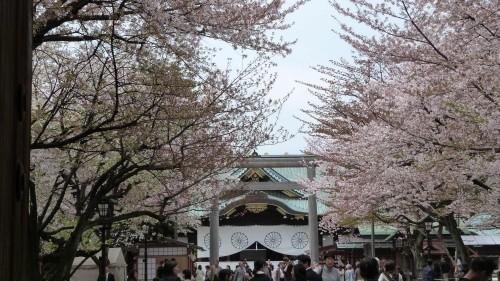Japon, Tokyo,Yasukuni