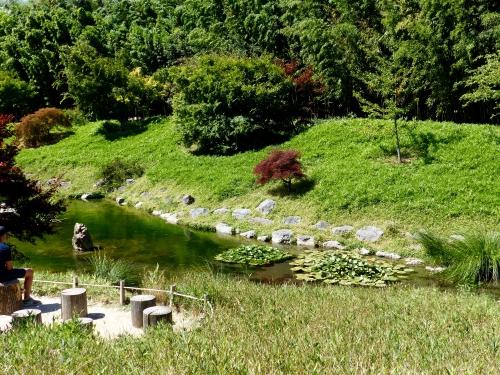 Bambouseraie, Anduze, Cévennes,vallée, dragon
