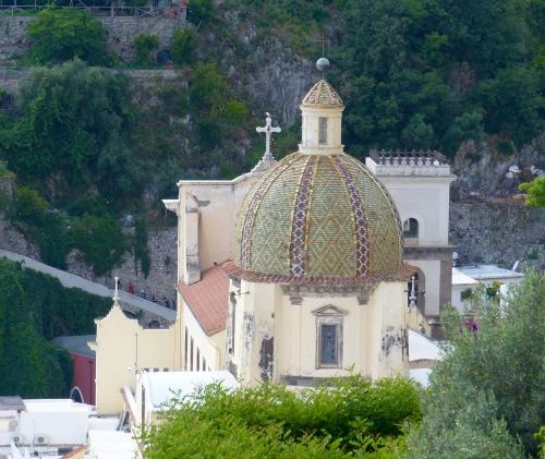Positano, église