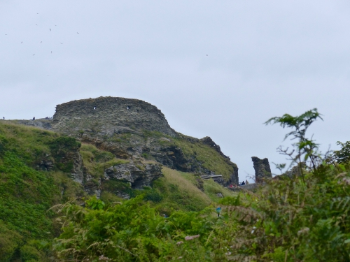 Cornouailles, Tintagel, St Ives