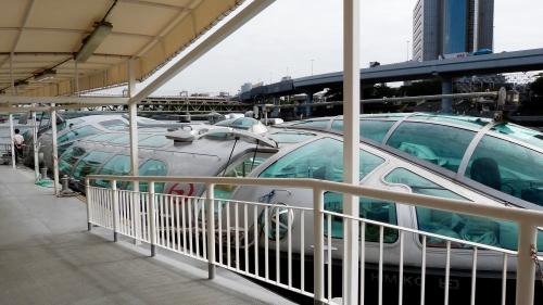Himiko,Tokyo, Odaïba, Rainbow bridge,