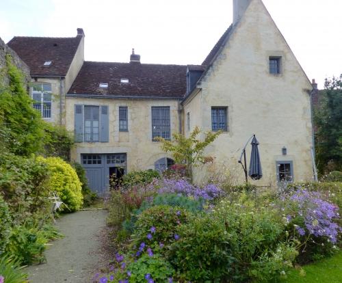 Bellême, jardins,hôtels particuliers