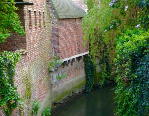 Louvain, béguinage,