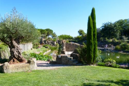 Jardin, Saint adrien,