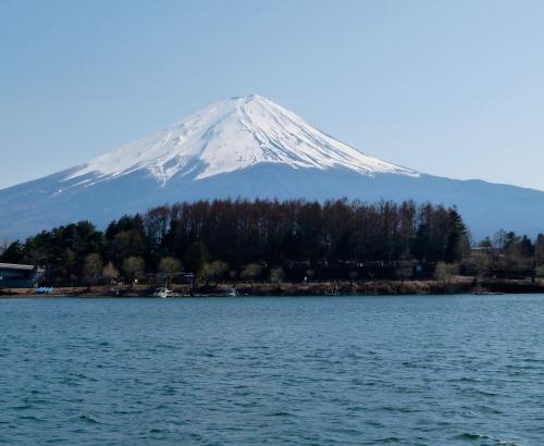 Fuji-san,Yaishi no sato nenba,Kawaguchiko