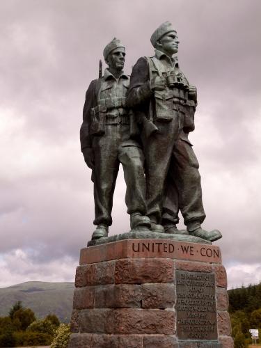 Ecosse, Highlands, Loch ness,Nevis